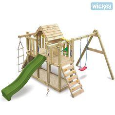 Wickey Twinstar AIR DE Jeux Exterieur Portique EN Bois   eBay