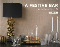 A Festive Bar Welcomes All
