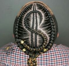 Fantastic Photos Sensational braids for men DarlingNaija - . Thoughts Are you currently bored by the old hairstyles of the ponytail? If that's the case, then try using # Braids for kids african Box Braids Hairstyles, Black Men Hairstyles, Kids Braided Hairstyles, Boy Hairstyles, Updos Hairstyle, Trendy Hairstyles, Black Girl Braids, Braids For Black Hair, Natural Hair Braids