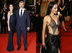 PHOTOS Cannes 2016: Mel Gibson fou amoureux de sa petite amie sexy, une invitée dévoile le haut  PHOTOS Cannes 2016: Mel Gibson fou amoureux de sa petite amie sexy, une invitée dévoile le haut