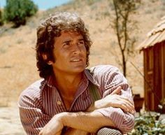 Michael Landon from his Little House on the Prairie days. I always wanted him to be my dad.