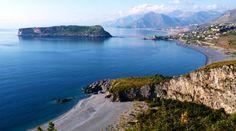 #Praiaamare dove troviamo la più grande #isola della #Calabria #mare #vacanze