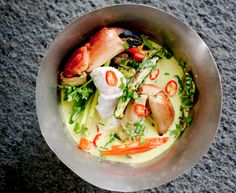Thai Curry with Catfish and Crab Recipe | Food Republic | **FODMAPs potential***