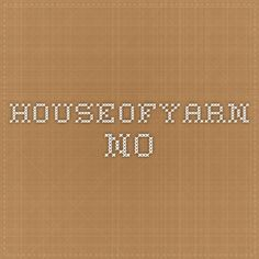 houseofyarn.no