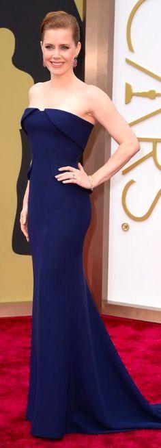 Amy Adams | Gucci | Oscars 2014