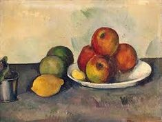Image result for paul cezanne still life with apples