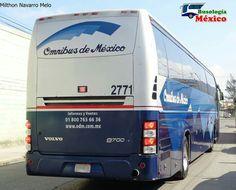 Volvo 9700 tx ómnibus de México plus
