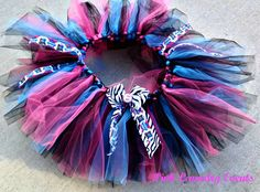 Monster High Tutu **** NOT MY CREATION BUT AN IDEA OF WHAT I MAY BE ABLE TO DO ***