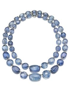 Cartier - An Art Moderne sapphire and diamond necklace Paris circa - Sale! Shop at Stylizio for womens and mens designer handbags luxury sunglasses watches jewelry purses wallets clothes underwear Modern Jewelry, Luxury Jewelry, Jewelry Shop, Jewelry Stores, Fine Jewelry, Jewelry Websites, Copper Jewelry, Jewelry Accessories, Ring Stores