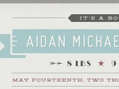 http://dribbble.com/shots/193405-Letterpress-Baby-Announcement