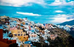 TRAVEL'IN GREECE | Santorini, #South_Aegean, #Greece, #travelingreece