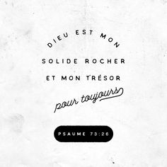 Psaumes 73: 28