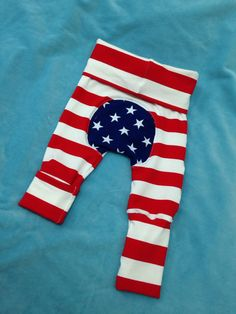 A personal favorite from my Etsy shop https://www.etsy.com/listing/228993639/patriotic-grow-with-me-pants-maxaloones