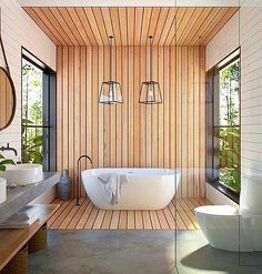 bathroom remodel tips is very important for your home. Whether you choose the upstairs bathroom remodel or wayfair bathroom, you will make the best small bathroom storage ideas for your own life. Spa Bathroom Design, Bathroom Spa, Small Bathroom, Bathroom Ideas, Spa Inspired Bathroom, Tranquil Bathroom, Navy Bathroom, Bathroom Baskets, Concrete Bathroom