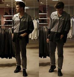 Andreas Wijk - The shirt.