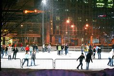 Baby It's Cold Outside: Winter Activities to Warm You Up