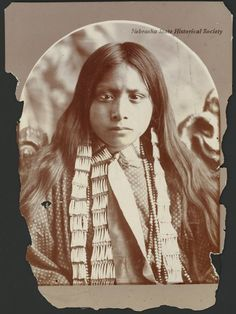 Image of RG2063.PH000001-000029, Print, Albumen: Unidentified Lakota Woman