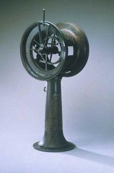 Steering mechanics of the Titanic wheelhouse.