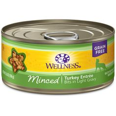 Wellness Natural Grain Free Wet Canned Cat Food ** For more information, visit image link. (This is an affiliate link) #CatFood