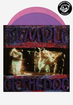 Temple of the Dog - Newbury Comics Exclusive Color Vinyl Pressing! Only 1200 made - double album! #grunge #seattle #lp