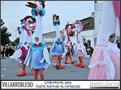 VILLARROBLEDO = DESFILE REGIONAL DE COMPARSAS CARNAVAL 201… | Flickr