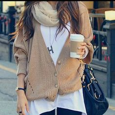 coffee in hand...comfy clothes...yesss