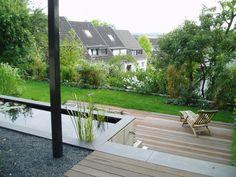 cortenstahl garten terrassenbrunnen quadrina tuinen. Black Bedroom Furniture Sets. Home Design Ideas