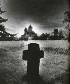 Vlad Dracula's Palace, Tirgoviste, Romania - Simon Marsden