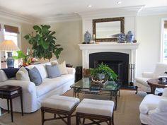 classic • casual • home: Newport Beach Classic Home Tour