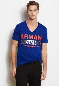 Camiseta Armani Exchange AX1477