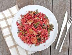 Warm Buckwheat and Broccoli Spicy Salad | Deliciously Ella