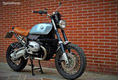 GS Scrambler by Ottocento11 - RocketGarage - Cafe Racer Magazine