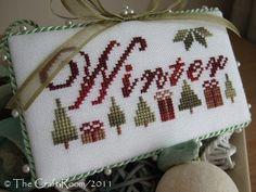 Winter - The Stitcherhood Freebie