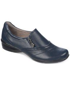 5023b0c0 Naturalizer Clarissa Flats Zapatos, Pisos Azules, Zapatos Cómodos, Zapatos  De Vestir, Zapatos
