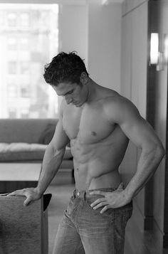 man with a great body in deep thought Hot Guys, Hot Men, Sexy Guys, Fitness Models, Men's Fitness, Fitness Motivation, Le Male, Hommes Sexy, Raining Men