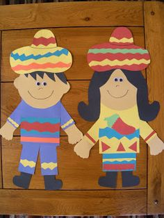 """Amigos"" Craft (from The Adventures of Miss Elisabeth)"