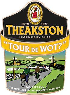 Theakston Legendary Ales - Tour de Wot?