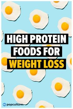 Eat more protein = lose more weight. Eating enough protein is a vital part of the weight loss process. Looking for lean high protein alternatives to boring chicken breast? Then check out our list of 16 high protein foods for weight loss. Protein Foods List, Best Protein, High Protein Recipes, Low Calorie Recipes, Weight Loss Meal Plan, Fast Weight Loss, Healthy Weight Loss, How To Lose Weight Fast, Healthy Food