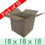 Large Removal Cardboard Boxes - Pack of x 20 x - Double Wall Cheap Cardboard Boxes, Removal Boxes, Efficient Packing, Packing Boxes, Argos, Argo