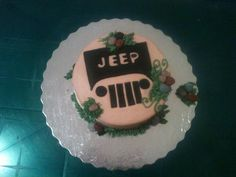 Possible grooms cake? Jeep Cake, Cake Stuff, Party Ideas, Gift Ideas, Let Them Eat Cake, Grooms, Cake Toppers, Cakes, Desserts