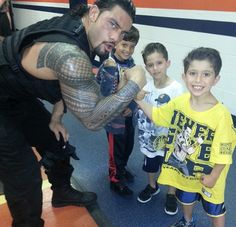 explicitbeccaviolence:  Oh my gosh Roman you're just too cute