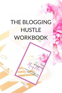 The Blogging Hustle WorkBook http://www.kairenvarker.co.uk/the-blogging-hustle-workbook/