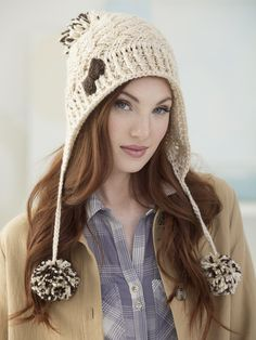 Sun Valley Hat By Viktoria Gogolak - Free Crochet Pattern With Website Registration - (lionbrand)