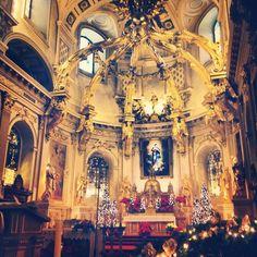 Basilique Cathedrale - Notre-Dame-de-Quebec : 16 rue Buade, Quebec City 3