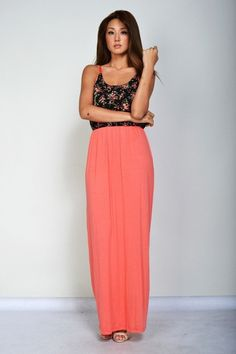 Longing for You Maxi Dress