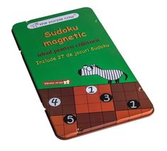 Sudoku magnetic Nintendo Consoles, Magnets, Cow, Games, Toys, Stuffing, Game