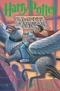 Harry Potter and the Prisoner of Azkaban classic cover