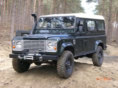 Landrover Defenders 110