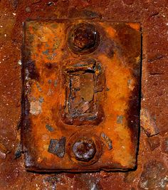everyone is rusty; it's what is underneath the rusts that counts.