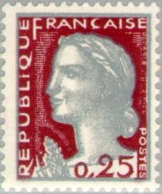 Marianne type Decaris (type I)